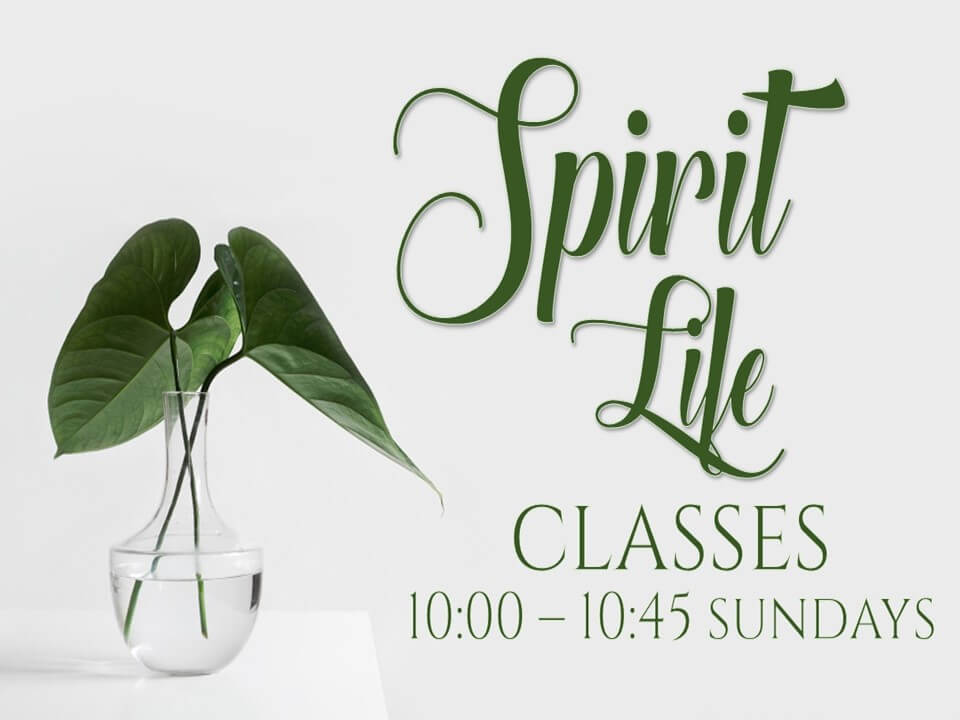 Spirit Life Classes @ LifeSpring Church of Brookfield | Waukesha | Wisconsin | United States
