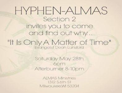Hyphen Almas