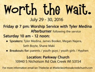 July Youth-Hyphen event