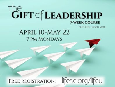 The gift of Leadership info