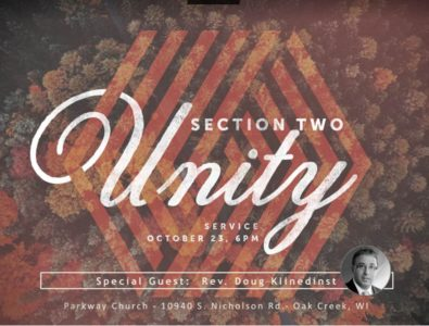 Unity Service