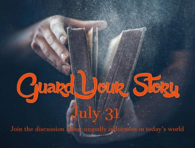 guard your story promo